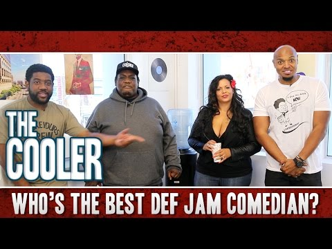 Whos the Best Def Jam Comedian?