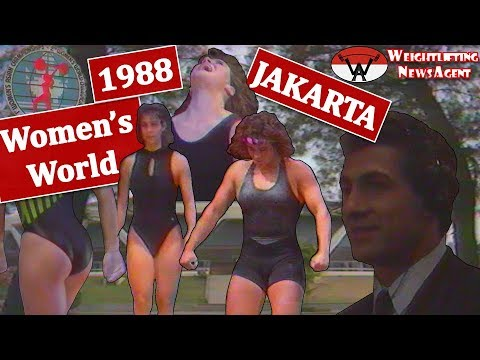 Women's World Weightlifting Championship | 1988 - Jakarta (Indonesia)