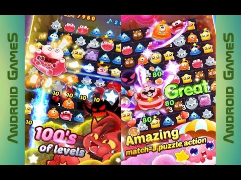 Monster Pop Bubble Buster 2 Preview HD 720p