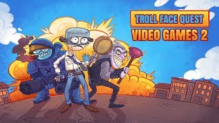 Troll Face Quest Video Games 2 - Game Trailer