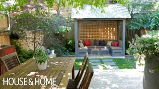 Exterior Design — How To Design A Small Easy-To-Maintain Multifunctional Backyard