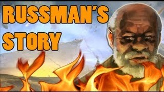 Russman Is Losing His Memory! Evil Secret! Black Ops 2 Zombies Buried Map Pack Cutscene Analysis