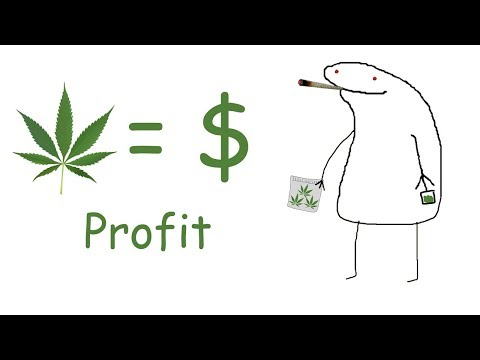 How Weed Dealers Make a Profit
