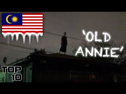 Top 10 Scary Malaysian Urban Legends