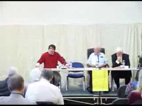 Miscarriage of Justice Day meeting 2007 - Part 1