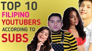 Top 10 Youtubers in the Philippines 2019 | Vloggers | Content Creators