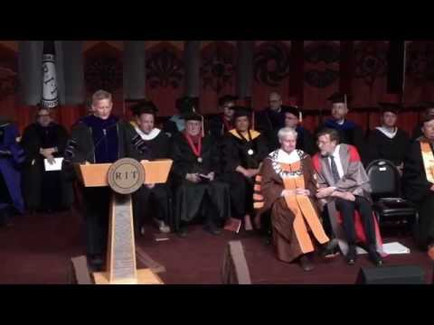 Rochester Institute of Technology 2014 Convocation