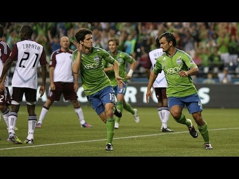HIGHLIGHTS: Seattle Sounders vs. Colorado Rapids