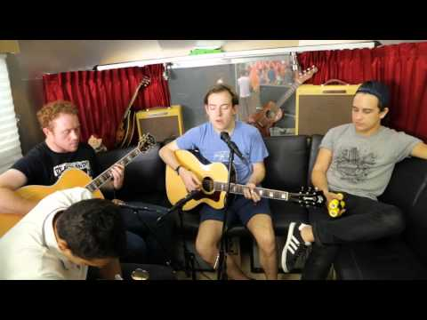 Bombay Bicycle Club Performs