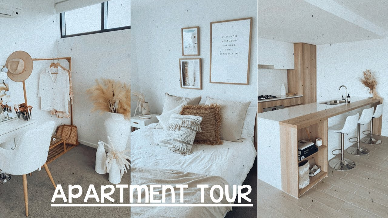APARTMENT TOUR!! how I styled the apartment + where I purchased everything