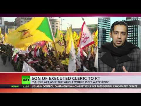 Executed cliric al-Nimr's son: 'Saudis didn't extract bullet to make him suffer'