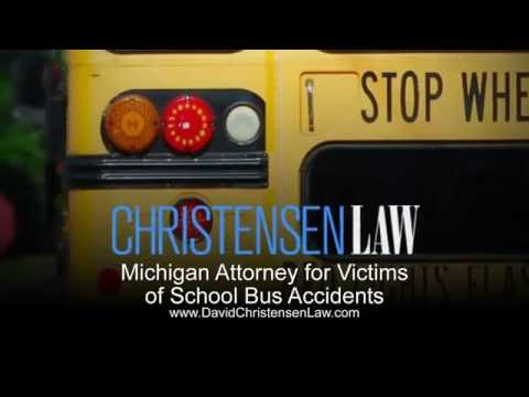 Michigan Attorney for Victims of School Bus Accidents