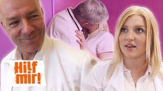 Doktorspiele: Verführt vom verheirateten Oberarzt | Teil 2 | Hilf Mir!