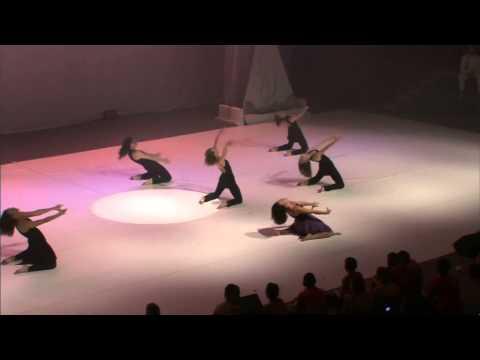 """Stélinat Dance Adage Jazz Classe Sup 2009 """"Un autre Monde"""""""