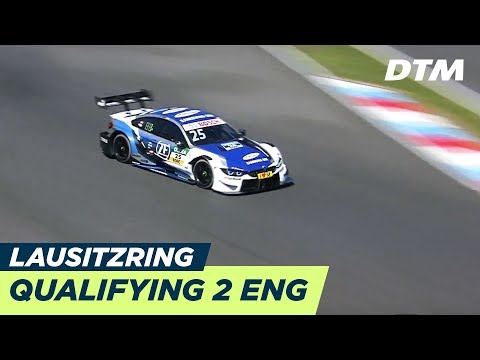 DTM Lausitzring 2018 - Qualifying Race 2 - RE-LIVE (English)