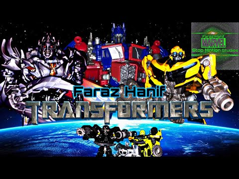 Transformers [Stop Motion Movie]