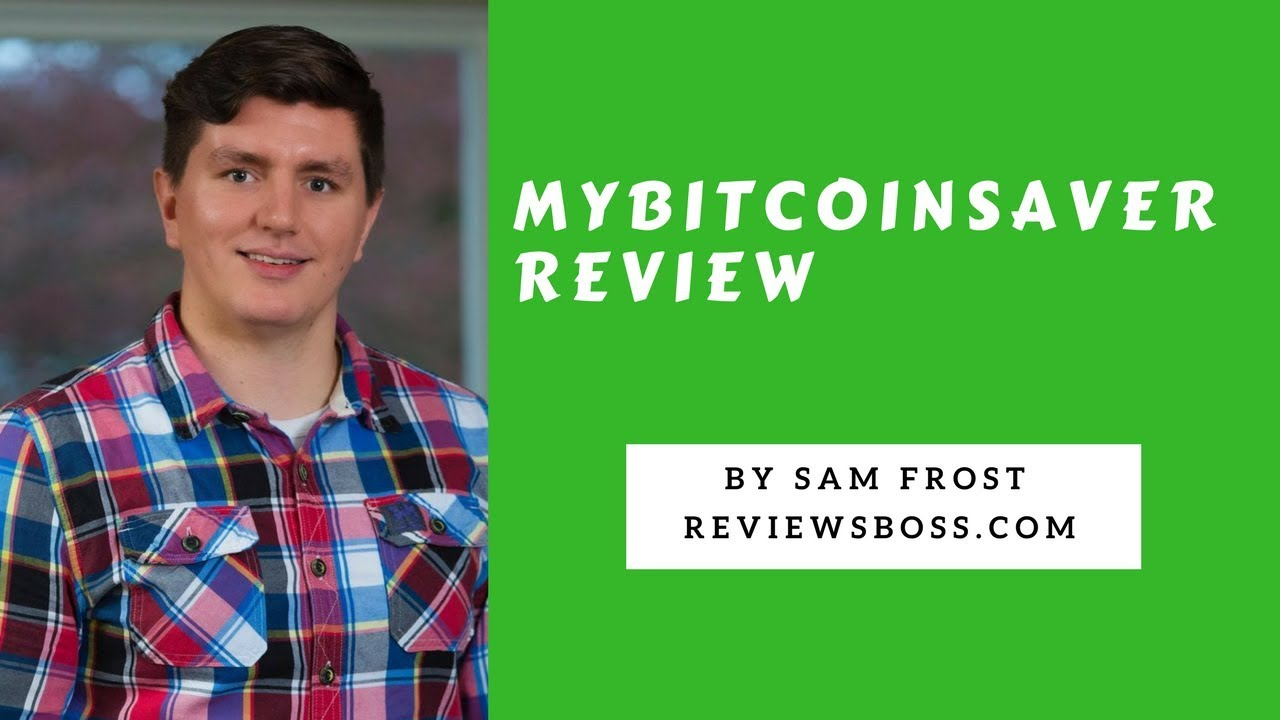 my bitcoin saver review