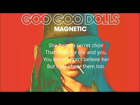 Goo Goo Dolls - BulletproofAngel with Lyrics
