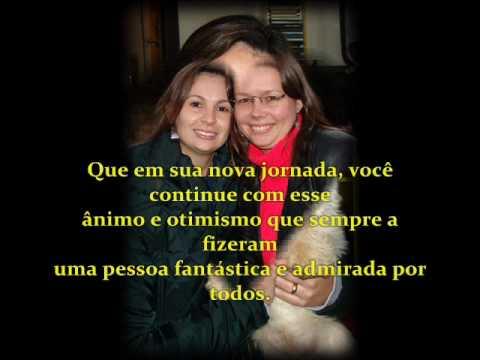 Feliz Aniversário Minha Amada Amiga E Irmã De Coração Youtube