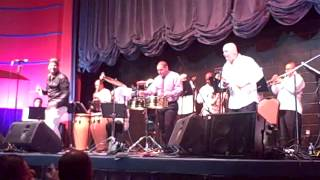 ANTHONY CRUZ- DILE A EL-  (TIMBAL SOLO)