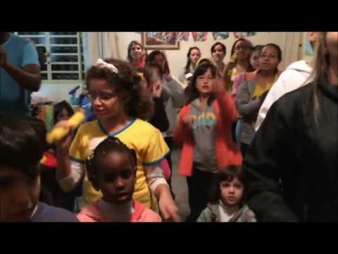Conferência Missionária Palavra da Vida 2016 - Parte 2 - Especial Expedição Mochila - Colômbia