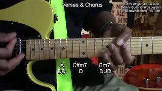 AMA 2005 (Huey Lewis)TAMAM JJ Jackson 1966 Gitar Dersi