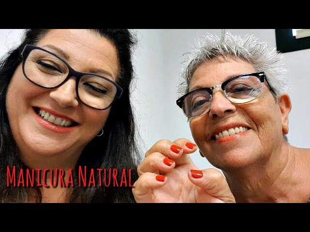Manicura Natural - Mi Trabajo | Estemar