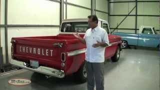 1965 Deluxe Chevy Truck (video #1) - MyRod.com
