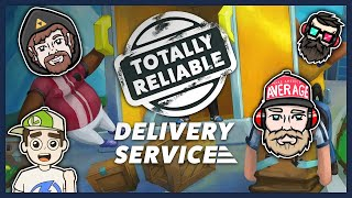 The Boys try their hand at delivering some packages...things take a turn for the worse.