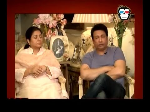 EXCLUSIVE: Watch Shekhar and Wife Alka...