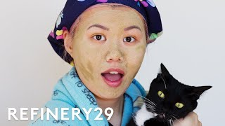 Get Unready With Me | Beauty With Mi | Refinery29