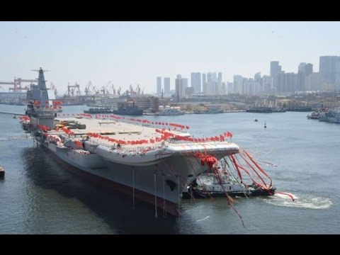 China's New Aircraft Carrier, CNS Shandong, Only Suitable for Coastal Patrols, Says Russia