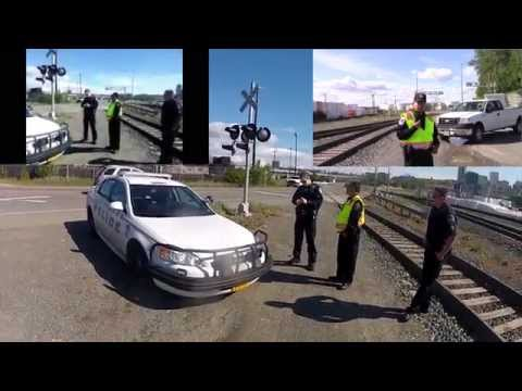 1st Amendment Test At The Port Of Anchorage 1080P with Single Audio