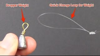 How To Tie A Dropper Loop Knot [Fast & Easy Way]