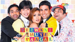 Deewane Huye Paagal   Superhit Bollywood Comedy Movie   Akshay Kumar   Suniel Shetty   Paresh Rawal Thumb