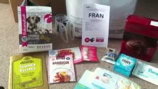Freebies and Competition Wins UK 21/09/2014 Thumbnail