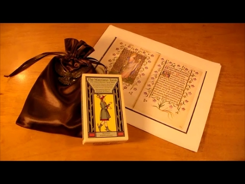 The Marziano Tarot (Deck Review)