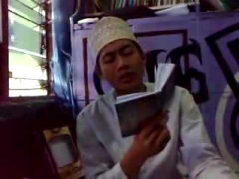 M Ridwan Asyfi dziba'an