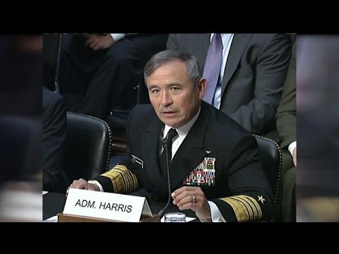 Adm. Harry Harris Jr. Nominated to Lead PACOM