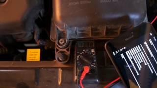 Затрудненный запуск автомобиля Приора 2171 \ Difficult car launch Priora 2171