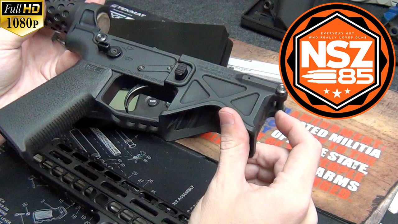 AR-15 Build Overview - Dedicated Lightweight Rifle - Battle Arms
