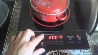 Индукционная плита Turbo TV-2350W, обзор(, 2015-08-13T06:36:23.000Z)