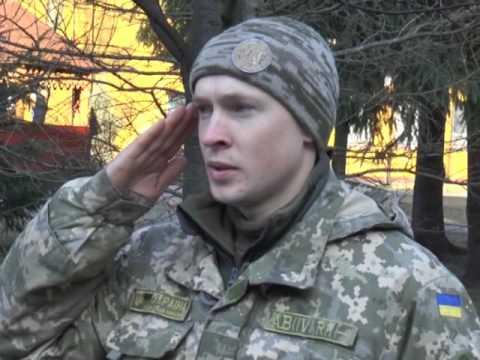 Актуальне інтерв'ю. Навчання в Академії сухопутних військ
