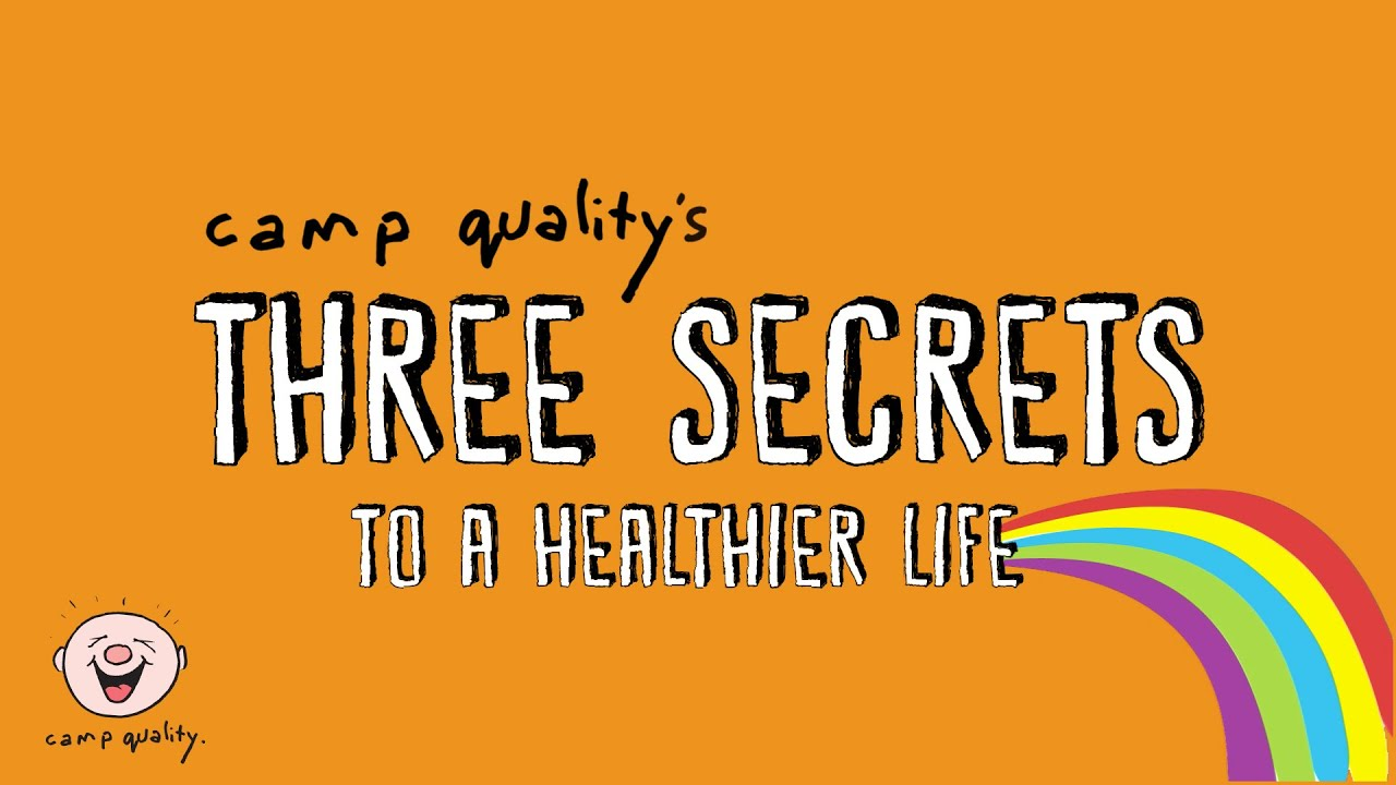 3 Secrets To A Healthier Life