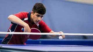 2016 US Open Table Tennis - Day 2 - Table 3