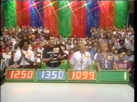 The Price is Right - January 5, 1998