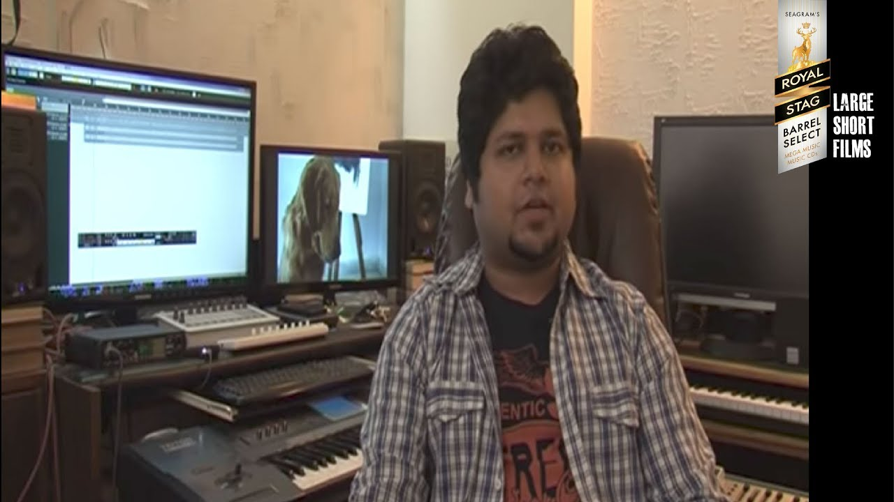 Harshwardhan Dixit on Royal Stag Large Short Films