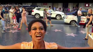 Video Daniele Watts I Clown You Challenge‬ download MP3, 3GP, MP4, WEBM, AVI, FLV Oktober 2017