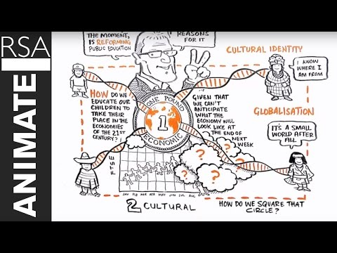 RSA ANIMATE: Changing Education Paradigms