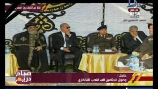 بالفيديو.. مدحت الشريف: الهدف من العمليات الإرهابية هو خنق مصر اقتصاديًا